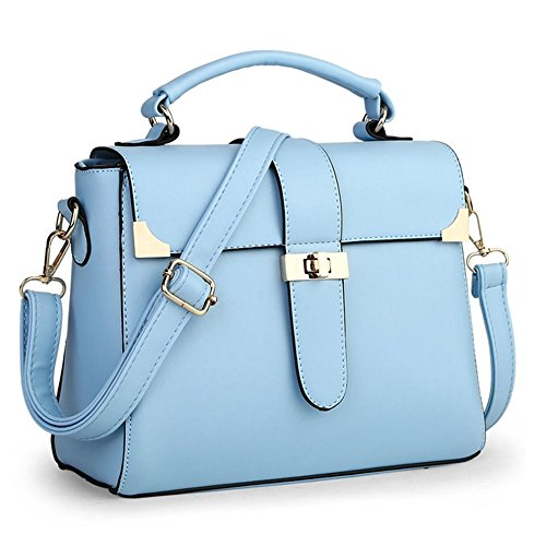Eysee - Borsa a tracolla donna Sky blue