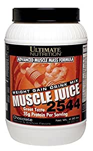 ULTIMATE NUTRITION MUSCLE JUICE 2544 2.25 KG CHOCOLATE