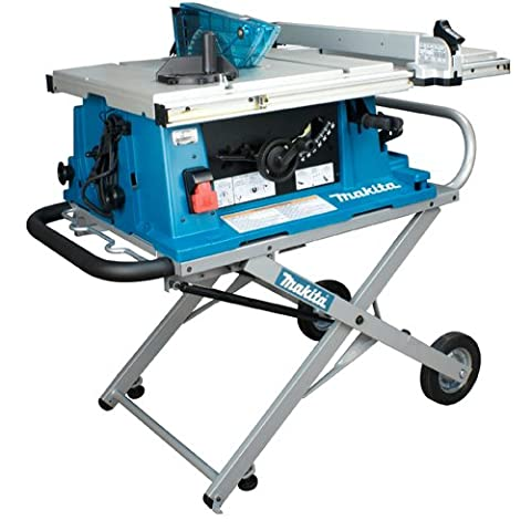 Makita 2704X scie table/2avec support