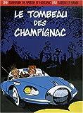 Une aventure de Spirou et Fantasio - Le tombeau des Champignac
