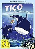 Tico - Ein toller Freund, Episode 21-39 [4 DVDs]