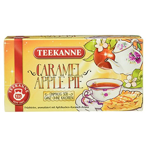 Teekanne Caramel Apple Pie, 18 Beutel, 40,5g