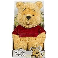 Posh Paws 37125 - Peluche de Winnie The Pooh, 25 cm, Color Rojo