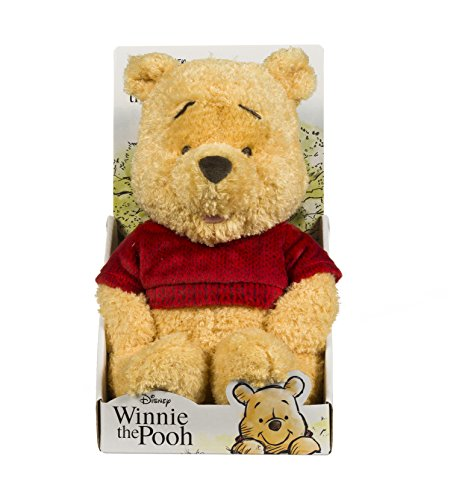 Posh paws 3712525cm winnie the pooh in peluche, rosso