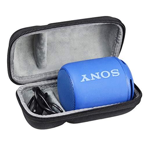 WERICO Duro Estuche Viajes Funda Bolso para Sony SRS-XB10- Altavoz inalámbrico portátil
