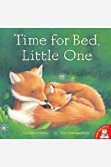 Time for Bed, Little One Paperback