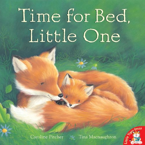Time for Bed, Little One Cover Image