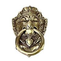 eSplanade Lion Mouth Door Knocker