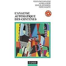 L'Analyse automatique des contenus (+ CD-Rom) - Livre+CD-Rom