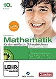 Lernvitamin - Mathematik Abschlusstrainer 10.Klasse (für den mittleren Schulabschluss)