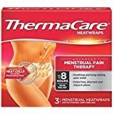 ThermaCare Menstrual Heat Wraps, 3 count by ThermaCare