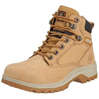 CAT Footwear Women's Kitson S1 Safety Boots 8