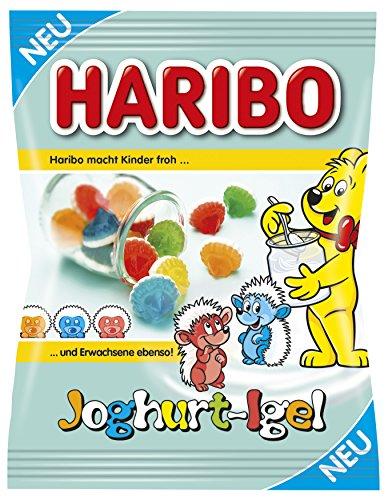 Haribo Joghurt-Igel, 175 g Beutel