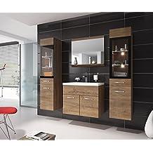 Badezimmermöbel braun  Suchergebnis auf Amazon.de für: Badmöbel braun