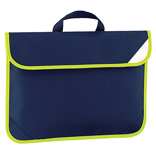 Quadra Enhanced-Viz BookBag French Navy