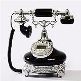 BMKWSG Im europäischen Stil, Telefon, Altertum und antike, schwarz