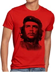 style el Che T-Shirt Homme Cuba guevara révolution