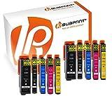 Bubprint 10 Druckerpatronen kompatibel für Epson T3351 - T3364 33XL für Expression Premium XP-530 XP-540 XP-630 XP-635 XP-640 XP-645 XP-830 XP-900