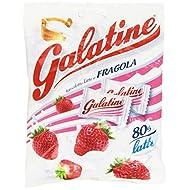Galatine Tavolette Latte e Fragola - 115 gr