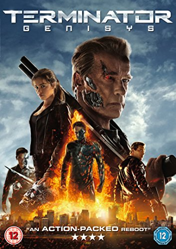 Universal Pictures Terminator Genisys [DVD] [2015]