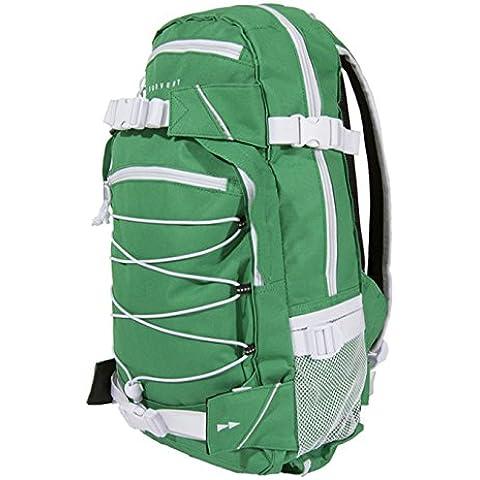 Forvert , Zaino Casual  Verde verde-bianco