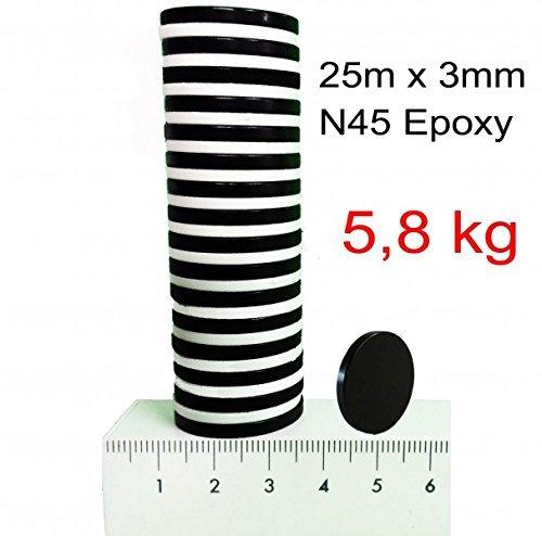 50-neodimio-magnete-25mm-x-3mm-n45-resina-epossidica