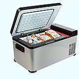 27L Auto Kühlschrank Kühlschrank Startseite Dual Kompressor Auto Kleine Mini Gefrierschrank Kühlschrank