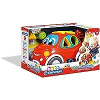 Baby Clementoni - Vito, Formas y Colores, Juguete con Sonido (550456)