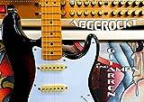 Gitarren und Amps - abgerockt (Wandkalender 2019 DIN A2 quer): Faszinierende E-Gitarren und E-Bässe mit Verstärkeranlagen in Szene gesetzt (Monatskalender, 14 Seiten ) (CALVENDO Kunst)