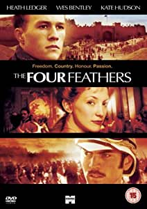 Four Feathers [DVD] [2003]