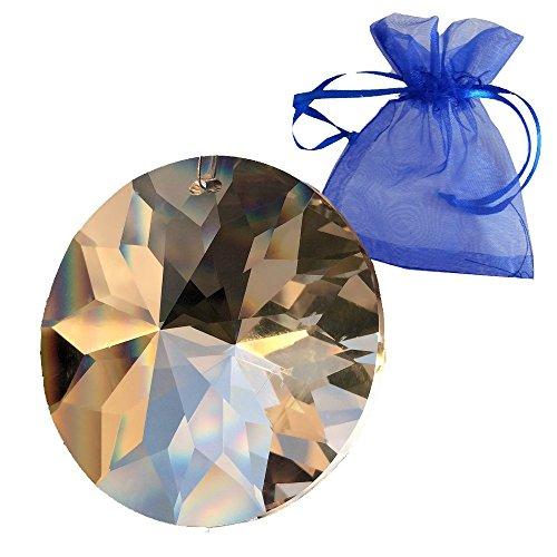 Cristal sol d.45mm en bolsa de fina regalo–Exklusiv–Disc
