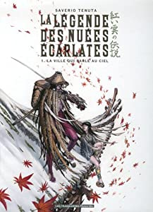 La Légende des Nuées Ecarlates Edition simple Tome 1