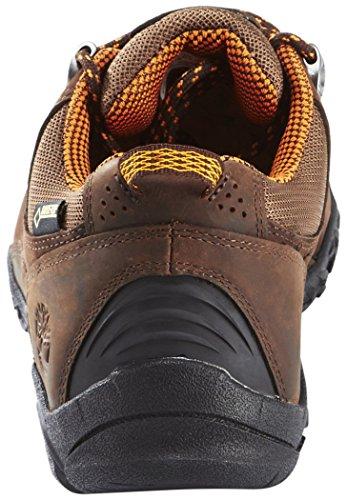 Timberland - Varston Low Fabric And Leather With Goretex Membrane, Scarpe Da Escursionismo da uomo Marrone