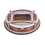 ac82499b38 Wanson 2018 Mondo Russo Souvenir Juventus Stadium Benfica Stadio 3D Puzzle  Modello di Calcio Fan Souvenir
