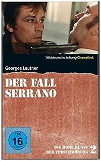 Der Fall Serrano - SZ-Cinemathek Politthriller 2