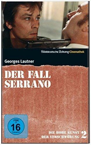 Bild von Der Fall Serrano - SZ-Cinemathek Politthriller 2