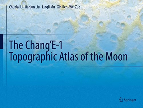 The Chang'E-1 Topographic Atlas of the Moon -
