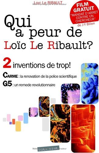 Qui a peur de Loïc Le Ribault ? (+1 DVD) par Loïc LE RIBAULT