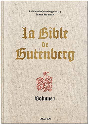 La Bible de Gutenberg de 1454 par Stephan Füssel