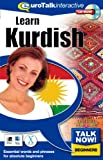 Talk Now Learn Kurdish: Essential Words and Phrases for Absolute Beginners (PC/Mac)
