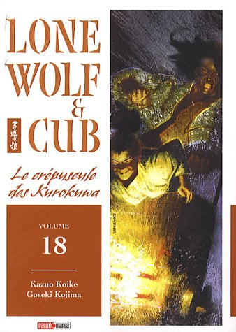 Lone wolf & cub Vol.18 par KOIKE Kazuo