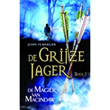 De magiër van Macindaw (De Grijze Jager, Band 5)