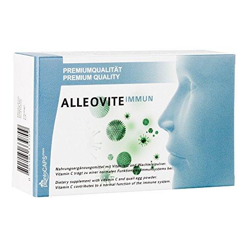 ALLEOVITE IMMUN Bloqueador de alergias| Fiebre del heno | Alergia al polen,...