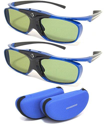 2x-occhiali-3d-il-cielo-blu-portaocchiali-versiona-2015-da-vidimensio-per-3d-dlp-link-proiettore-usb