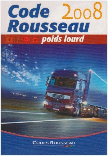 Code Rousseau Transport de marchandises