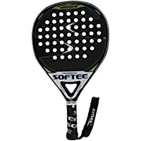 Softee Equipment 0013866 Pala Winner Mate Verde de Pádel, Blanco, ...