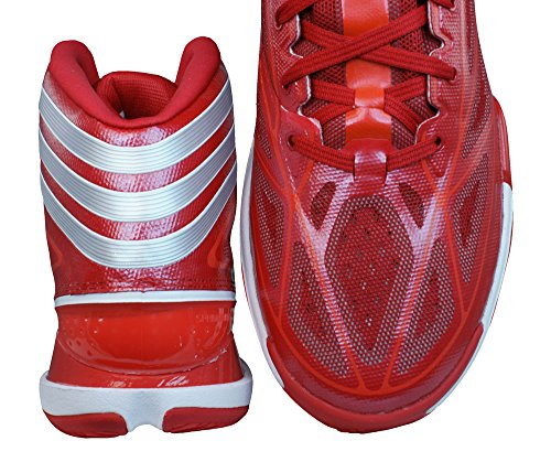 Adidas Adizero Crazy Light Rouge/Argent