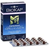 Bios Line Biokap - Integratore anti caduta al miglio, da donna, 60 capsule