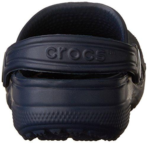 Crocs - Kids Cayman Racer, Casual Unisex – Adulto Blu (Navy)