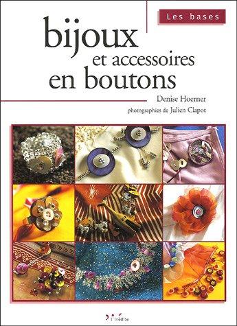 Bijoux et accessoires en boutons